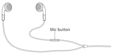 Stereo Headset with mic