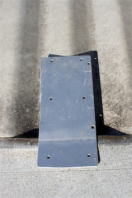 Rain Gauge Mounting Bracket